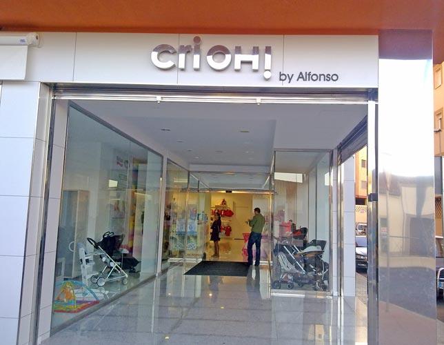Crioh by alfonso almendralejo tienda para beb s en for Distribuidora de recambios badajoz