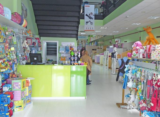 Espacios alondra zonas de exposici n para disfrutar in situ de los productos alondra - Tiendas de cunas en madrid ...